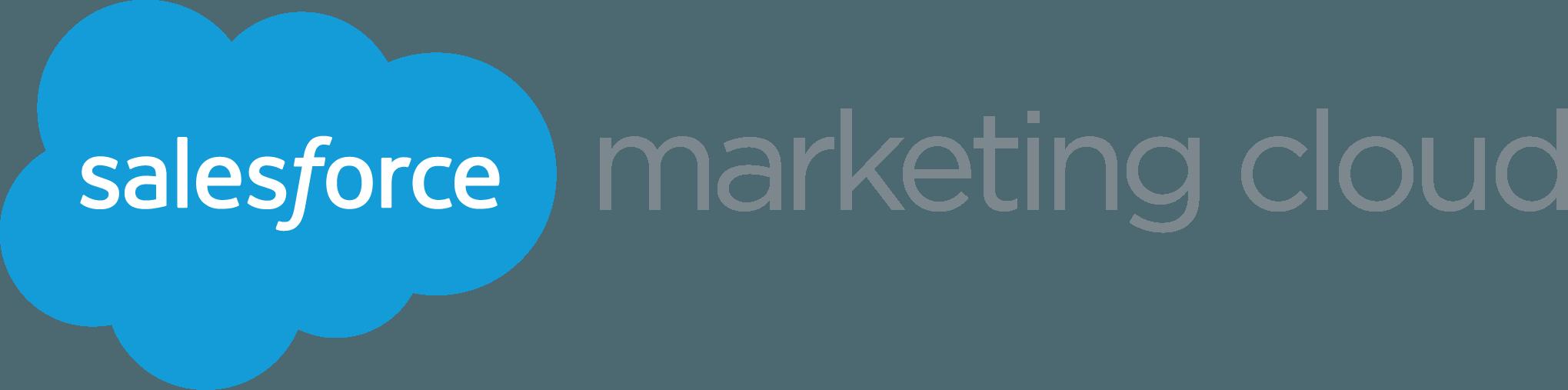 Salesforce marketing cloud logo